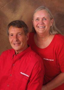 Craig and Judy Plekkenpol