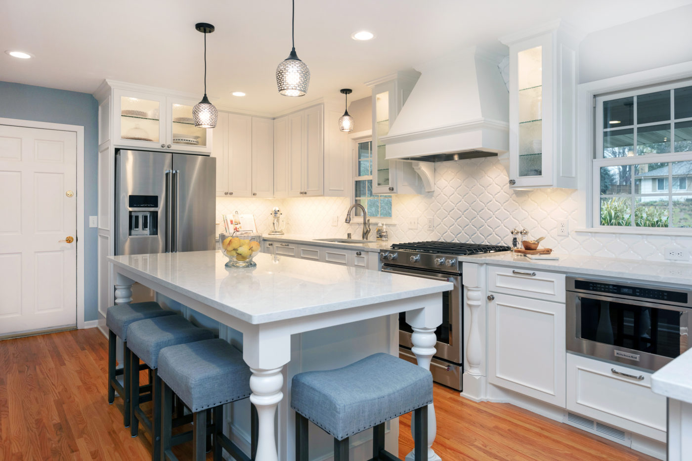 Craftsman Kitchens Plekkenpol Builders Inc Bloomington Mn